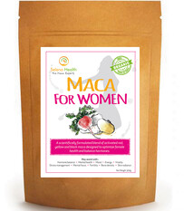 Organic Maca for Women – 300g Complete Hormonal Support and Balance